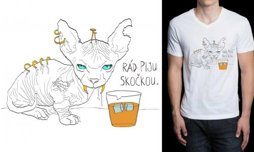 Detail návrhu piju_skockou