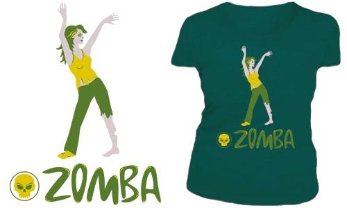 Detail návrhu Zomba