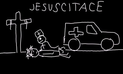 Detail návrhu Jesuscitace