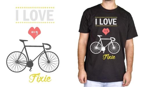 Detail návrhu FIX bike