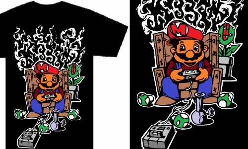 Detail návrhu Mario