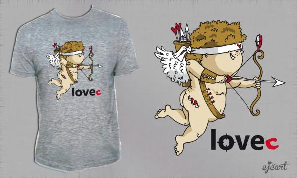 Detail návrhu LOVEc