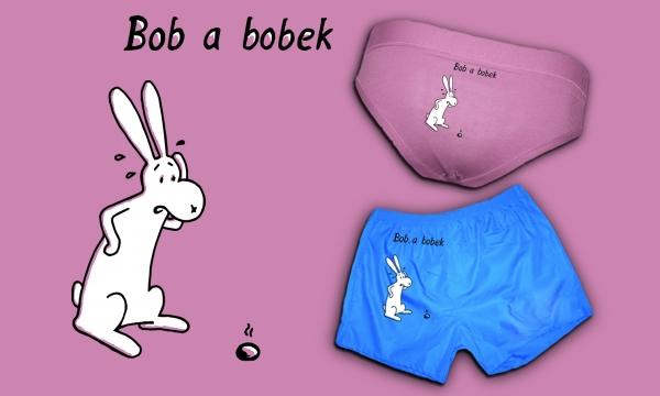 Detail návrhu Bob a bobek