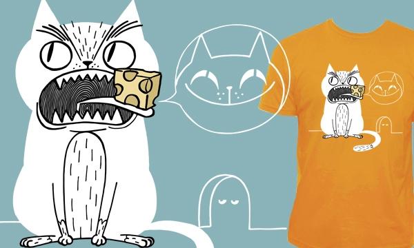 Detail návrhu Cat & Mouse