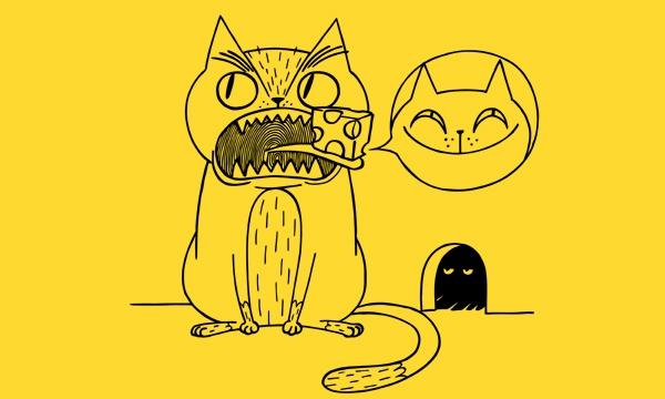 Detail návrhu Cat & Mouse II