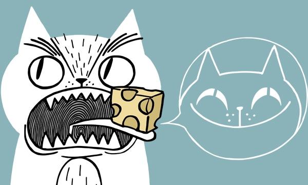 Detail návrhu Cat & Mouse III