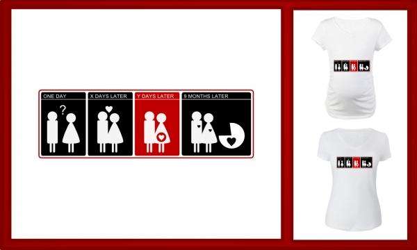 Detail návrhu Maternity True Story