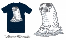 Lobster Wormie