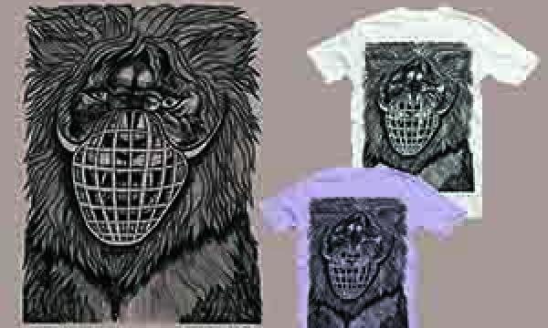 Detail návrhu lion design