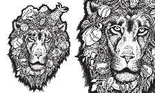 Ovocný lev
