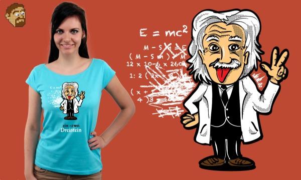 Detail návrhu Počítej s Einsteinem, to celé na druhou (Verze 2)