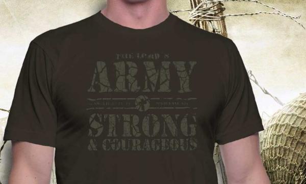 Detail návrhu Army