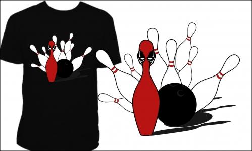 Bowling s Deadpoolem