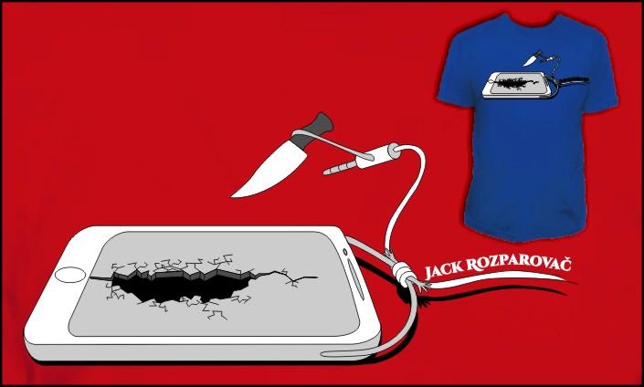 Jack Rozparovač se vrací!