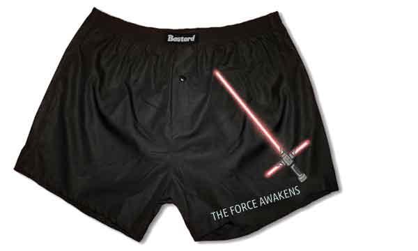 Detail návrhu The force awakens