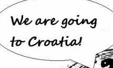 We are going to Croatia
