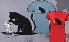 Mooooc hodná kočička