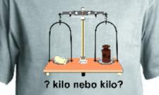 kilo nebo kilo - co myslíte, že je těžší?