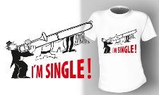 I'm single!
