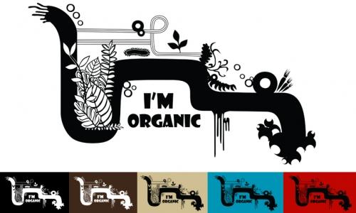 Detail návrhu Organic
