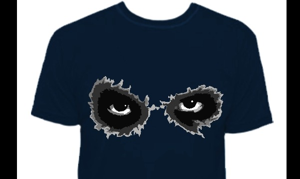 Detail návrhu oči