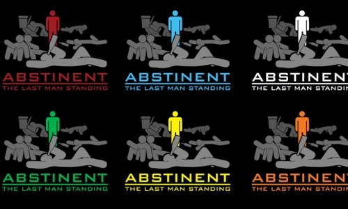 Detail návrhu ABSTINENT - Barevne varianty