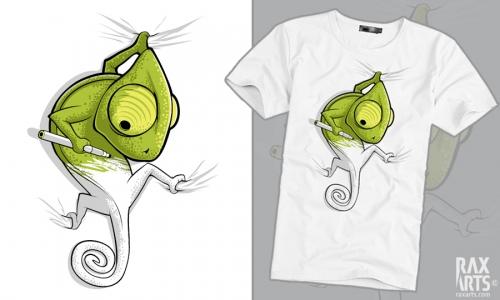 Detail návrhu Chameleon