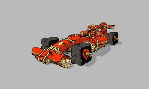 Detail návrhu Formule