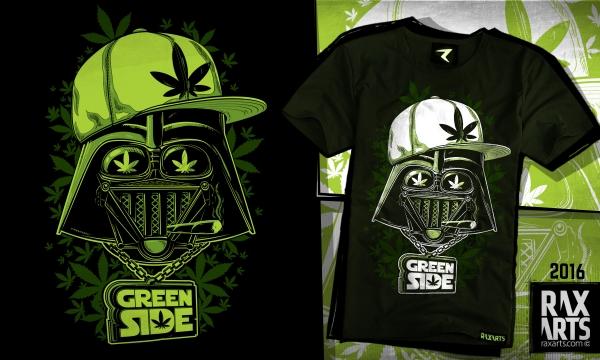 Detail návrhu Green Side