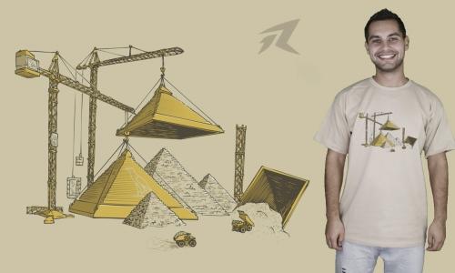 Detail návrhu Jak se stavěly pyramidy