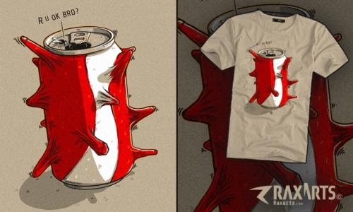 Detail návrhu Kofein