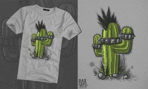 Detail návrhu Metalovej Kaktus (rework)