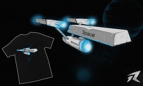 Detail návrhu (Space)ship