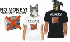 NO MONEY!