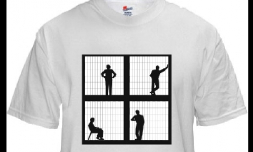 Detail návrhu prison