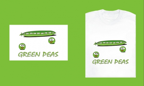 Detail návrhu GREEN PEAS