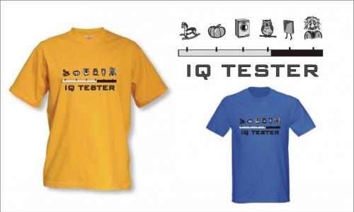 Detail návrhu IQ TESTER