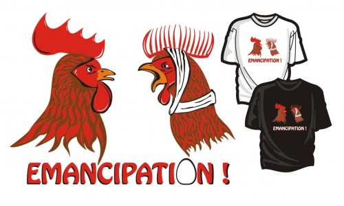 Detail návrhu Emancipation !