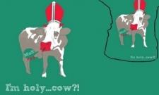 i´m holy...cow?!