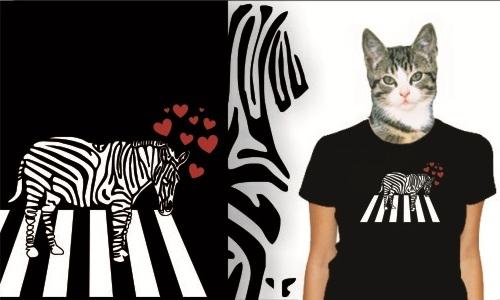 Detail návrhu Zebra