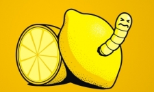 lemon & worm