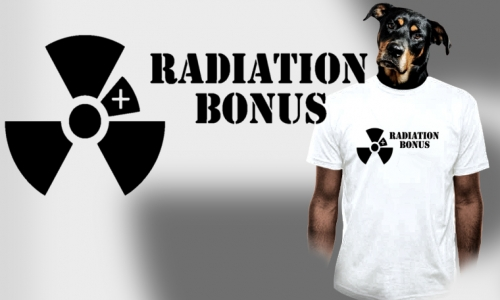 Detail návrhu RADIATION BONUS