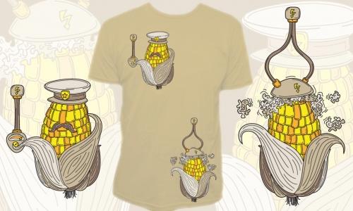 Detail návrhu PopCorn
