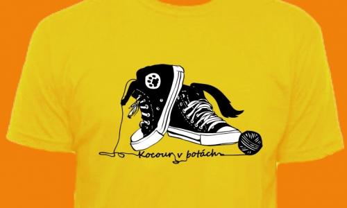 Detail návrhu Kocour v botách