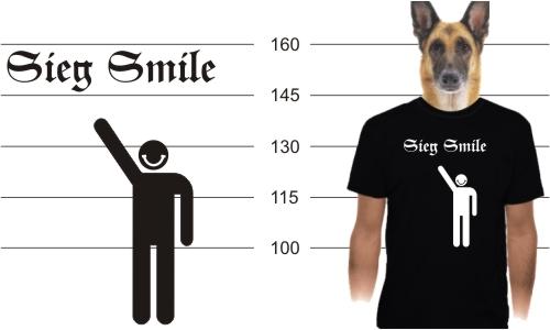 Detail návrhu Sieg Smile