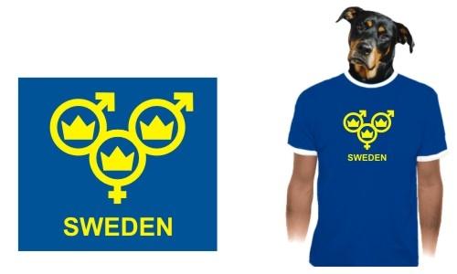 Detail návrhu Sweden
