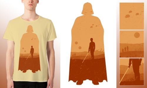 Detail návrhu From Tatooine ...