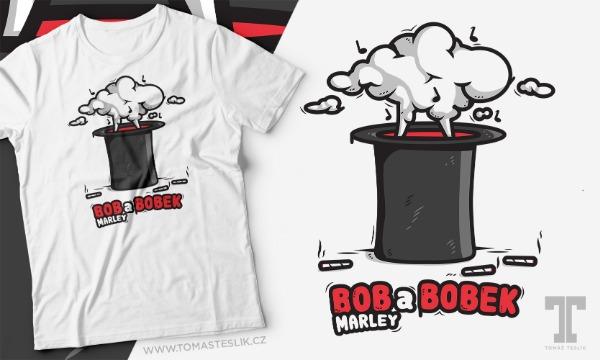 Detail návrhu Marley a Bobek