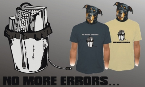 Detail návrhu No more errors...