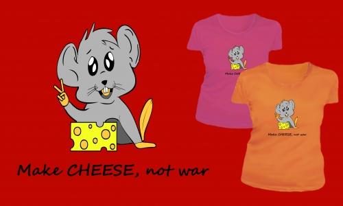 Detail návrhu Make cheese